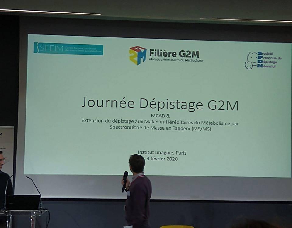 Association AG1-23SOLEIL / Journée Dépistage G2M